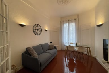 Comfortable 2 bedroom close to the station - Dodo et Tartine
