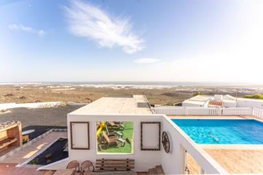 Wide Views Villa Lanzarote 1