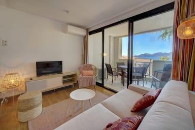 IMMOGROOM- Renovated- Pool- Terrace Sea view- Parking - CONGRESS / BEACHES