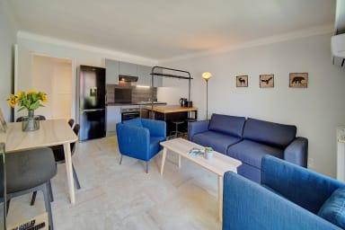 IMMOGROOM - Modern, terraces, air conditioner - CONGRESS/BEACHES