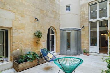 Superbe appartement au coeur du quartier historique de Bordeaux - Welkeys