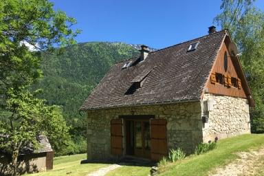 Maison bucolique en Chartreuse