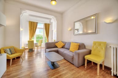 IMMOGROOM -Terrace with garden - Quiet - Air-conditioner - CONGRESS/BEACHES
