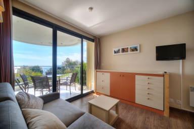 IMMOGROOM - Swimming pool - Terrace sea view - Parking - CONGRESS/BEACHES