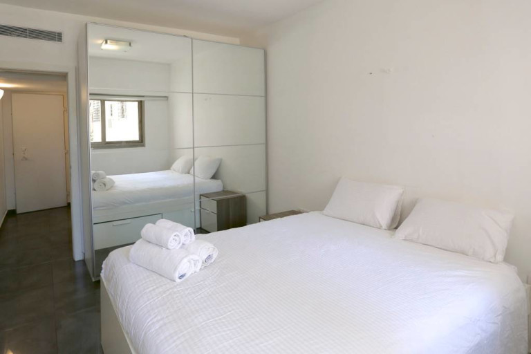 Second bedroom - Double bed