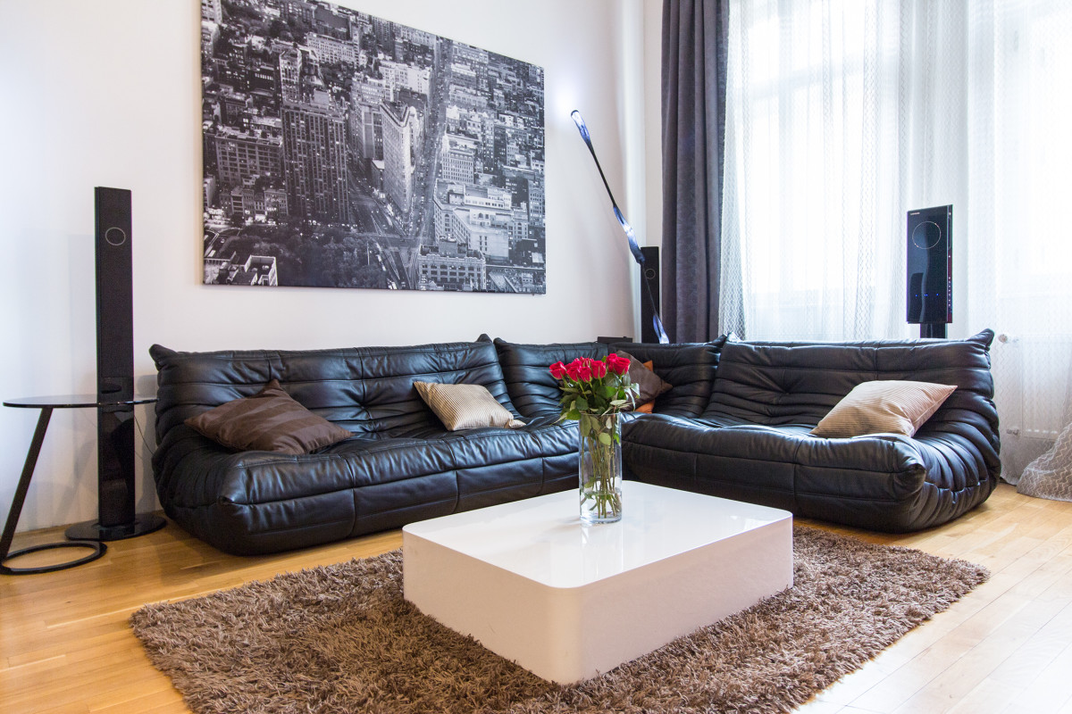Design Apartment feat. in Design Mag. - Close to Prague Castle by EasyBNB photo 5756042