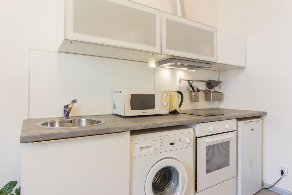 Prague City Apartment on Wenceslas Square for 6 by easyBNB photo 5789841
