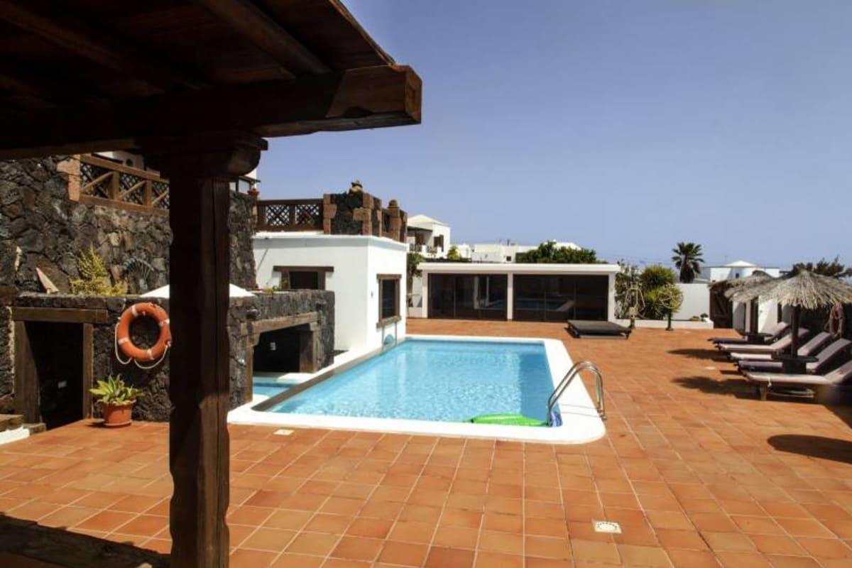 Apartment Villa Cristian with private pool in La Asomada photo 20449085