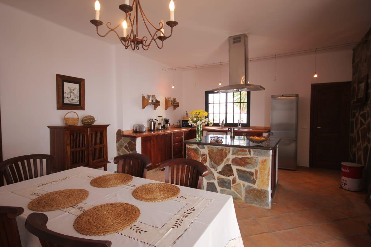 Apartment Holiday home Refugio Yuco in La Vegueta photo 20026081