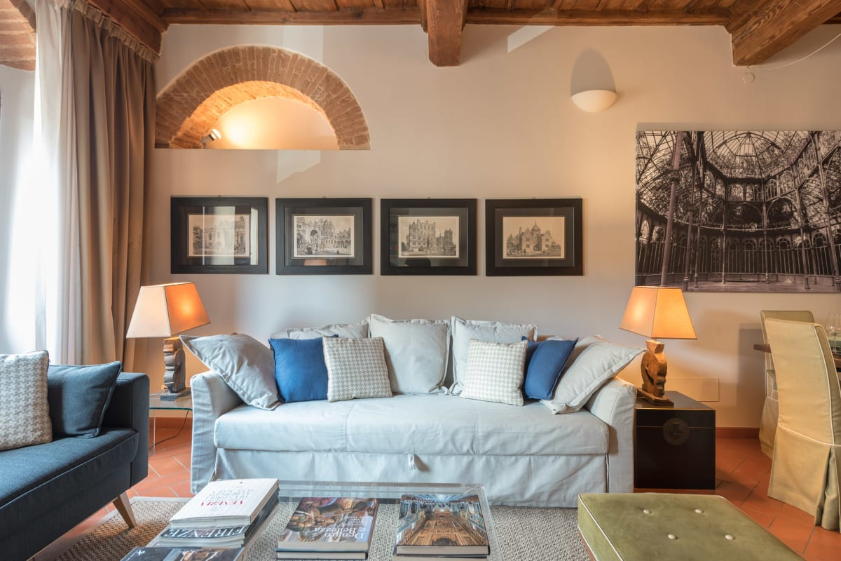 HEART OF FLORENCE Pitti 2 Bed-Apartment! photo 20442964