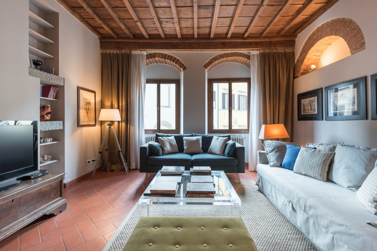 HEART OF FLORENCE Pitti 2 Bed-Apartment! photo 20160269
