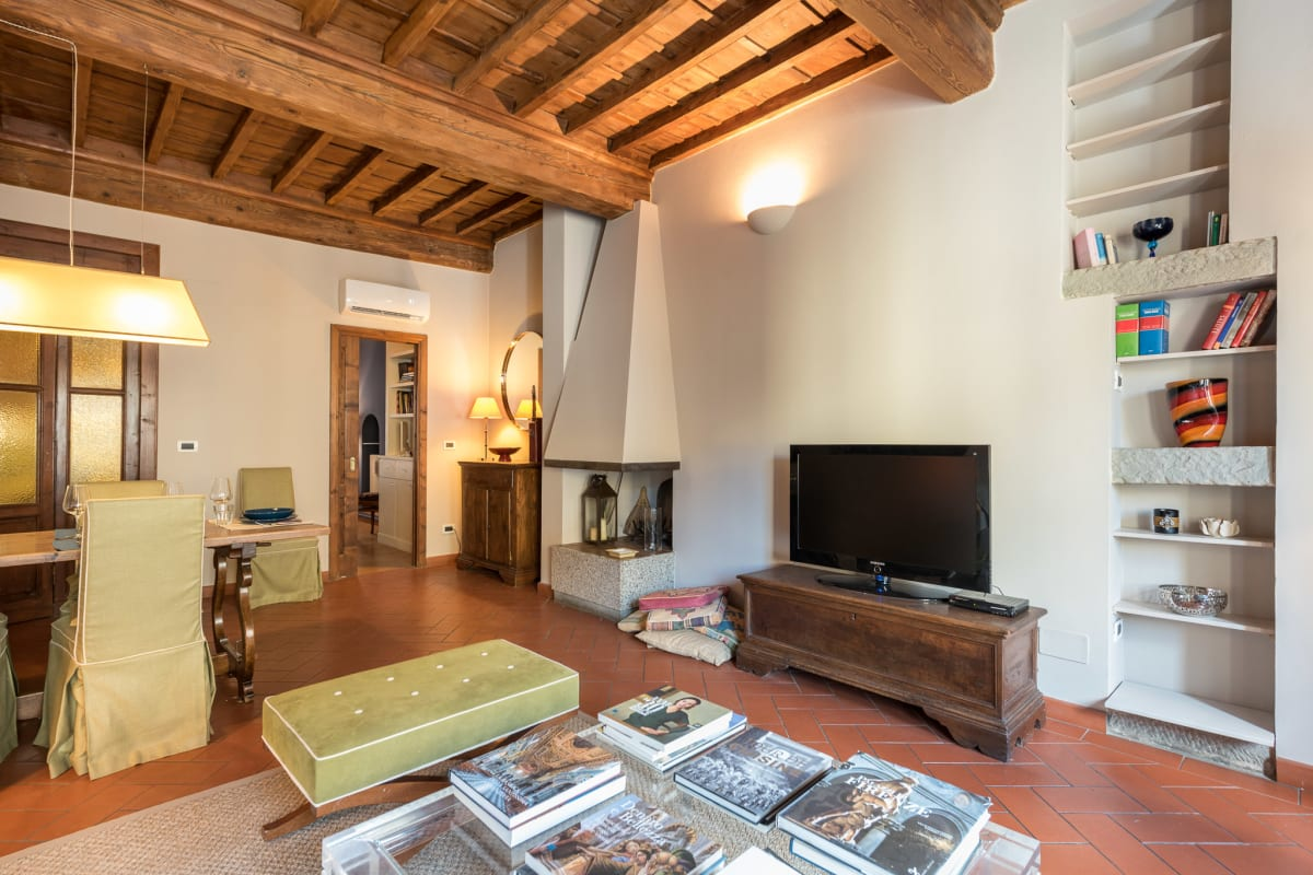 Apartment HEART OF FLORENCE Pitti 2 Bed-Apartment  photo 20442976