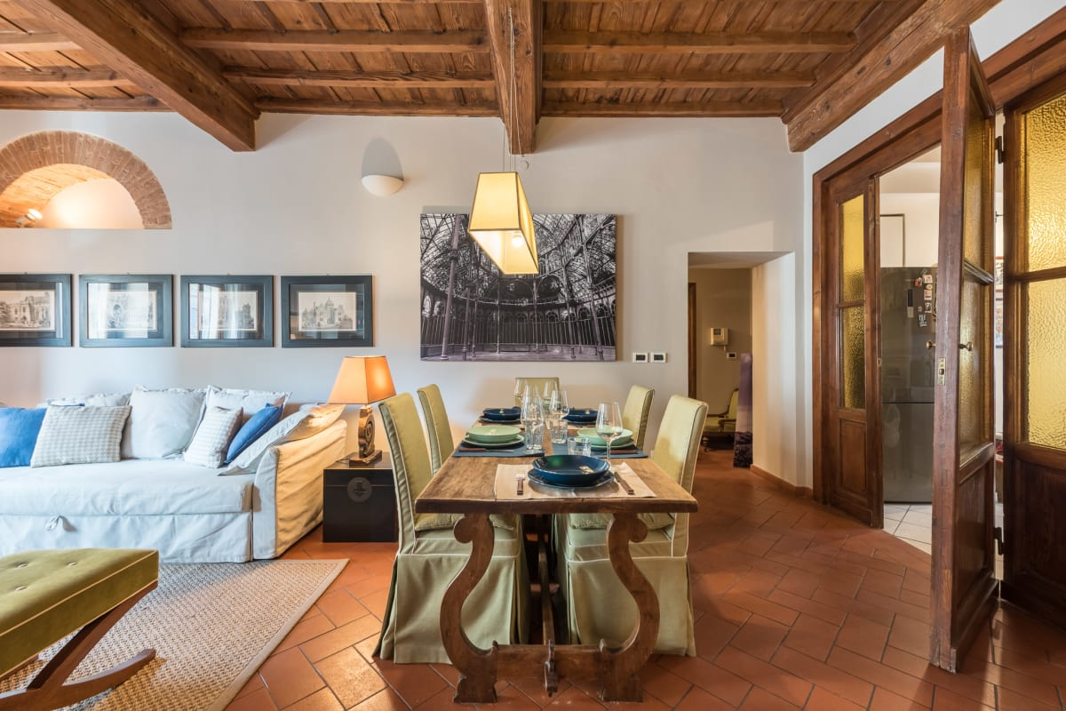 Apartment HEART OF FLORENCE Pitti 2 Bed-Apartment  photo 20442986