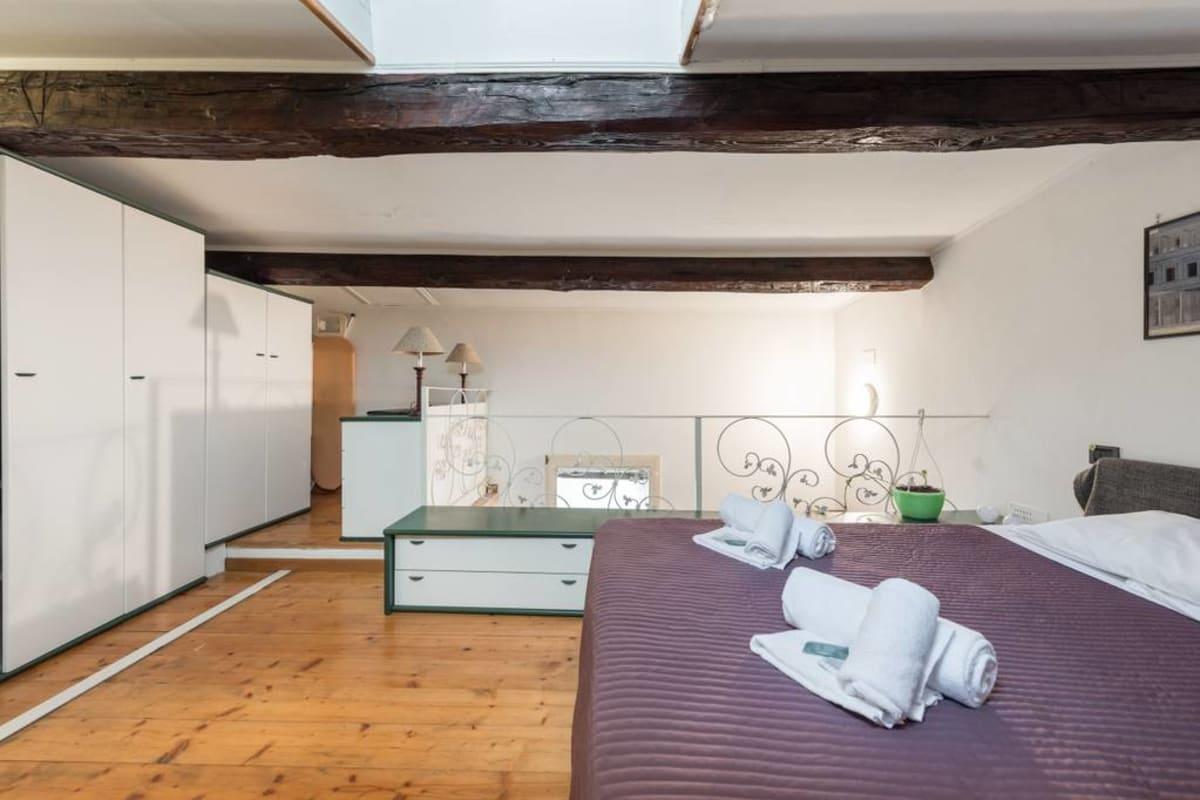 Apartment SANGALLO Mini Loft great value   photo 20443030