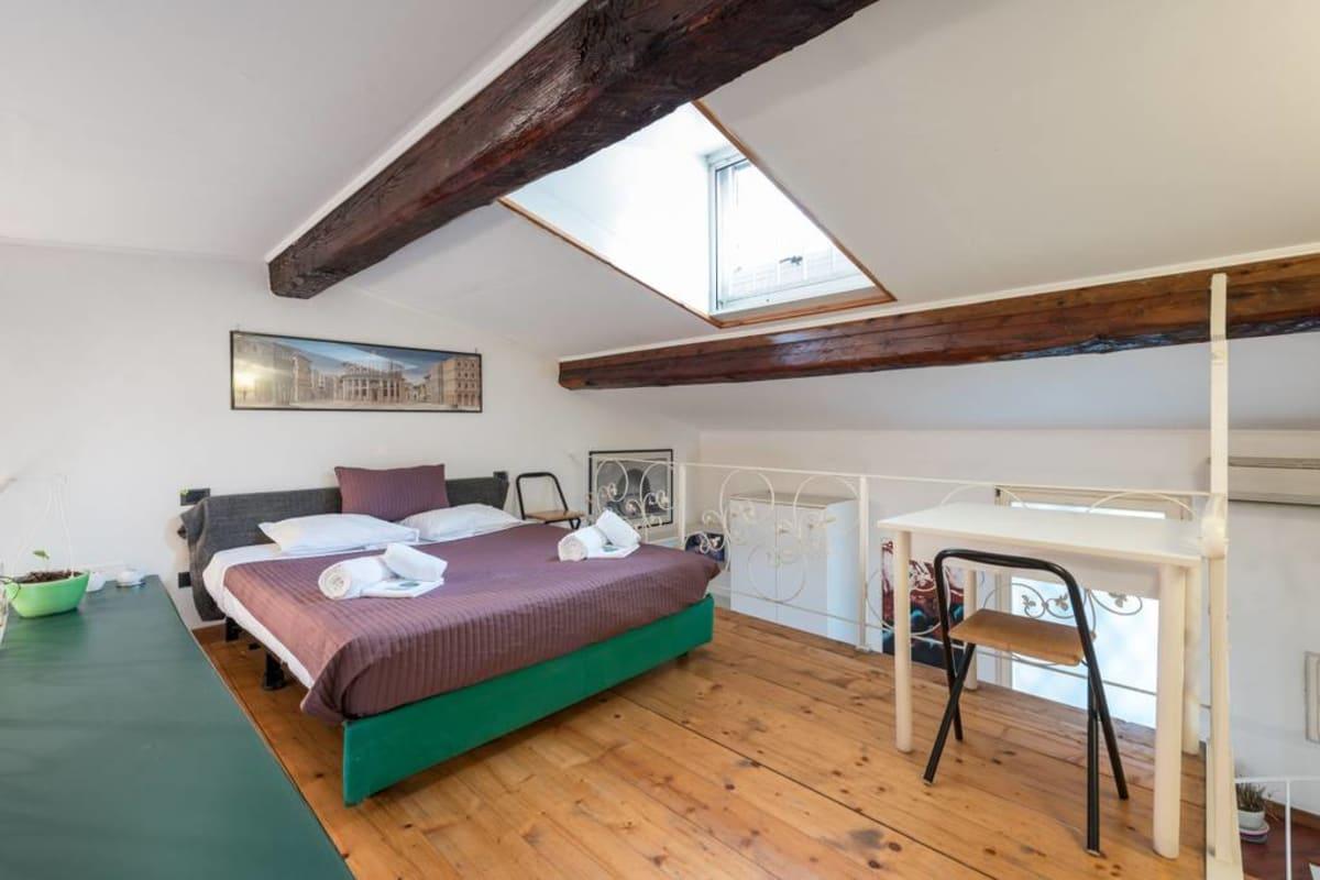 Apartment SANGALLO Mini Loft great value   photo 20443026