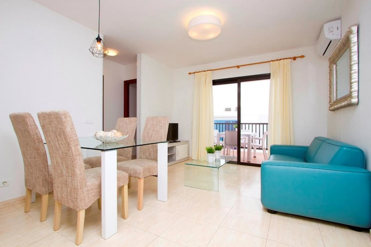 Comfortable sea view apartment in central Playa Blanca - Sara N° 4 photo 20438826