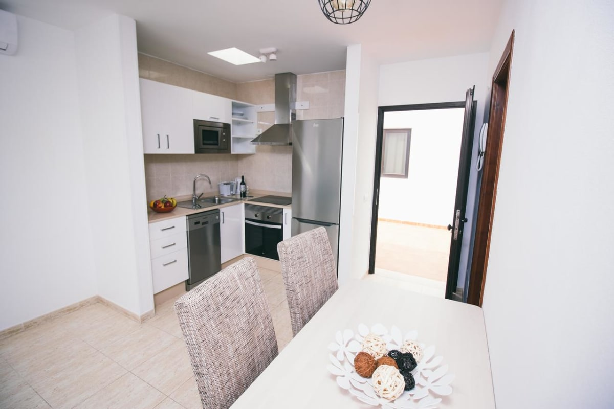 Comfortable apartment in central Playa Blanca with balcony - Sara N° 3 photo 20276543
