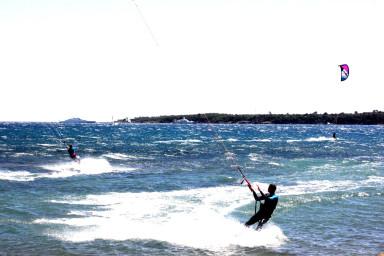Near water sport