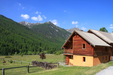 Chalet L'Aoùro