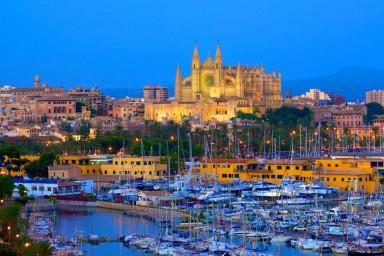 Palma de Majorca area
