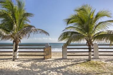 luxury villa holidays in Taiba - Beach view - A Vida é Um Carnaval