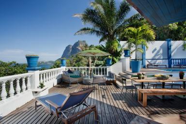 Luxury villas in Brazil - Terrace - Rio de Janeiro