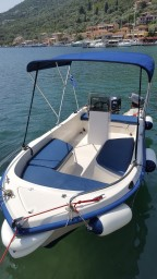 Motor boat rental Sivota Lefkas