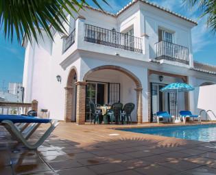 Nerja Paradise Rentals - Villa Las Palomas