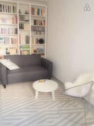 Renovated apartment Paris 15ème