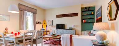 Keyweek Appartement Cosy avec Balcon à Biarritz, Côte des Basques