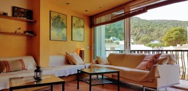 Tamariu Pescadors - Wi-Fi gratuito e un balcone spazioso e soleggiato!