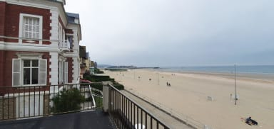 ⛵ Terrasse EXCEPTIONNELLE avec Vue Mer Panoramique | 8 pers.