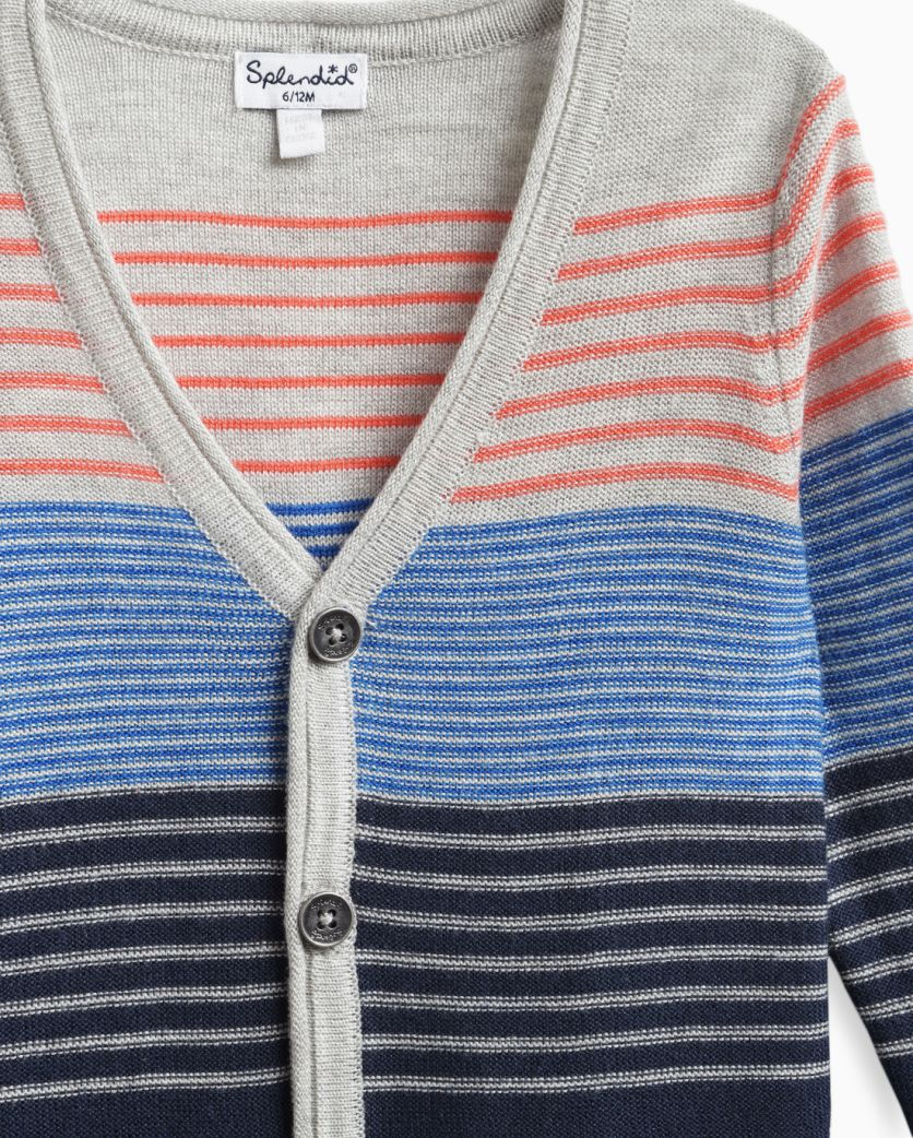 Baby Boy Sweater Knit Cardigan