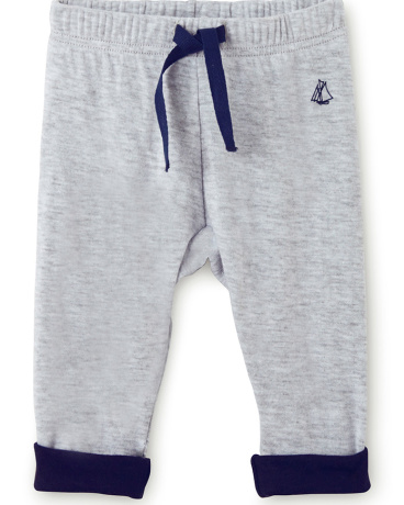 Baby boys' tube cotton trousers