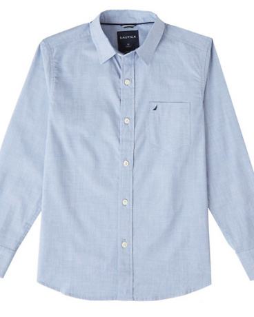 Boys' Chambray Shirt (8-16)