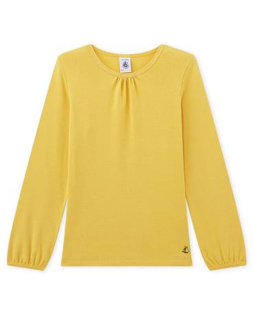 Girl's long-sleeved tee