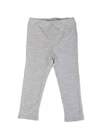 Alyssa Grey Jersey Legging