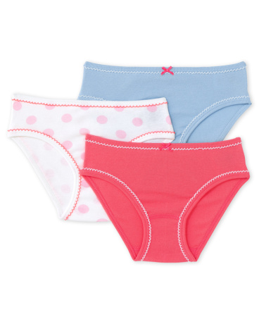 Pack of 3 girl's pants
