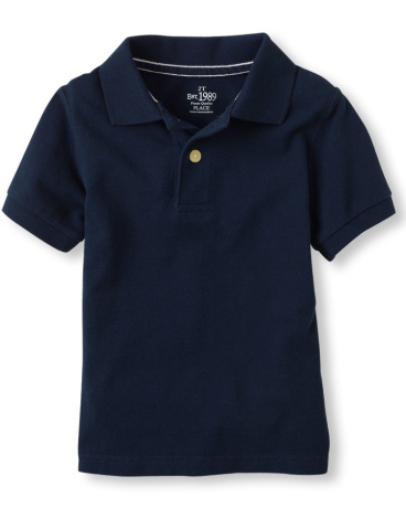 Baby And Toddler Boys Short Sleeve Basic Polo