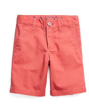 Little Boys' Flat Front Short (2T-7)