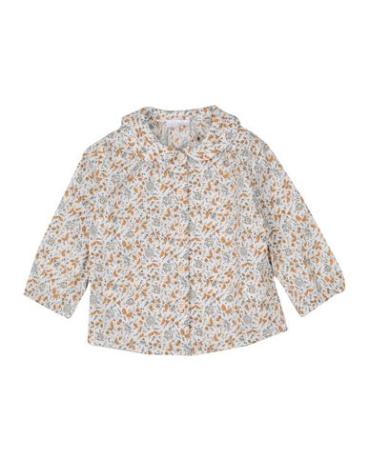 Floral shirts & blouses