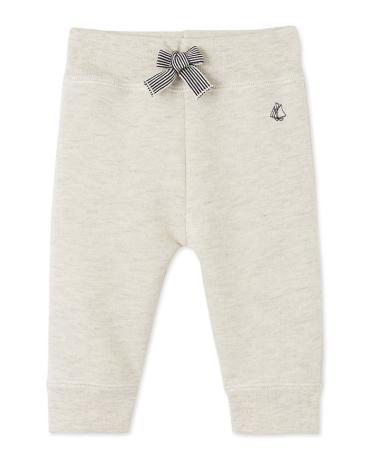 Baby boy's fleece jogging pants