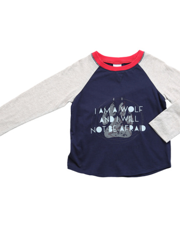 Asher Wolf Top