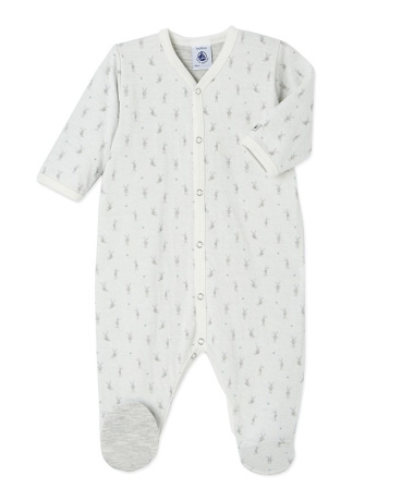 Unisex baby's little rabbit sleeper