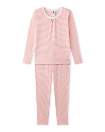 Girl's milleraies stripe pajamas