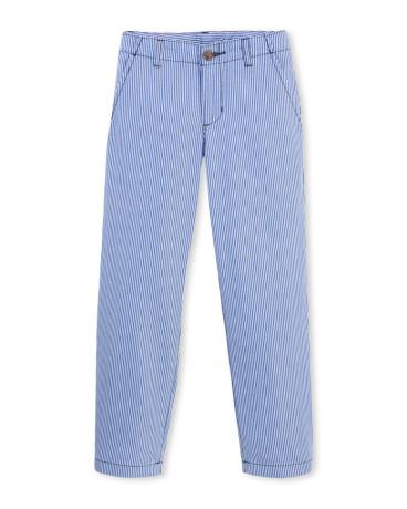 Boys' tennis-striped pants