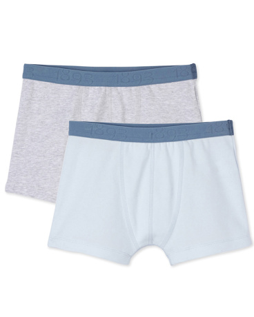 Pack of 2 teenage boy's boxers