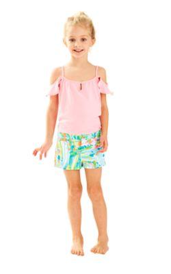 Girls Mini Callahan Short