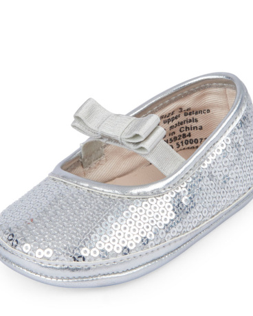 Baby Girls Sequin Ballet Flat