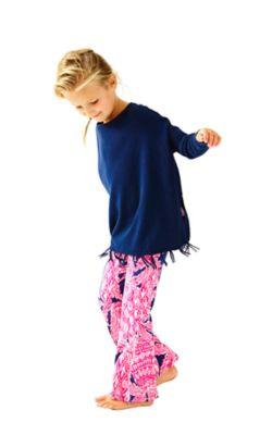Girls Ramona Fringe Sweater